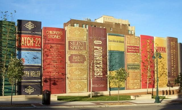 Bibliothek von Kansas City